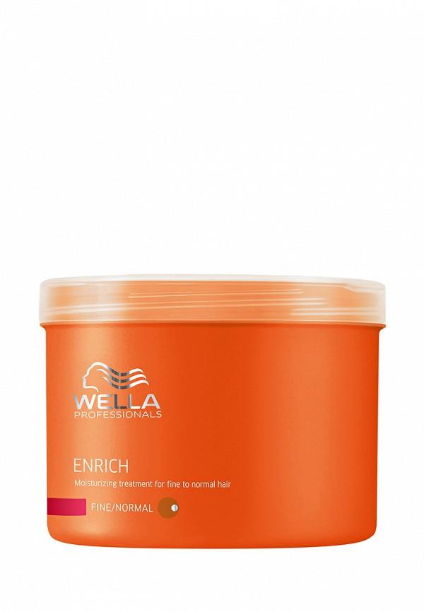 Питательная крем-маска Wella Enrich Line - Питание и увлажение волос 500 мл