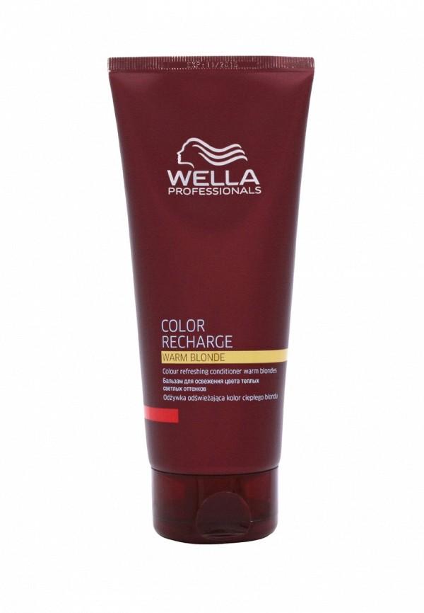 Бальзам оттеночный теплый светлый Wella Color Recharge - Оттеночная линия для волос