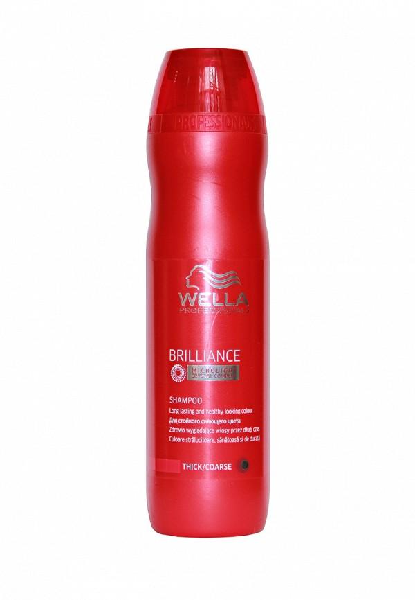 Шампунь для окрашенных волос Wella Brilliance Line - Для окрашенных волос