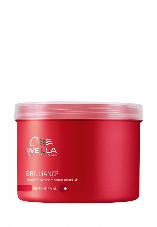 Маска для окрашенных волос Wella Brilliance Line - Для окрашенных волос
