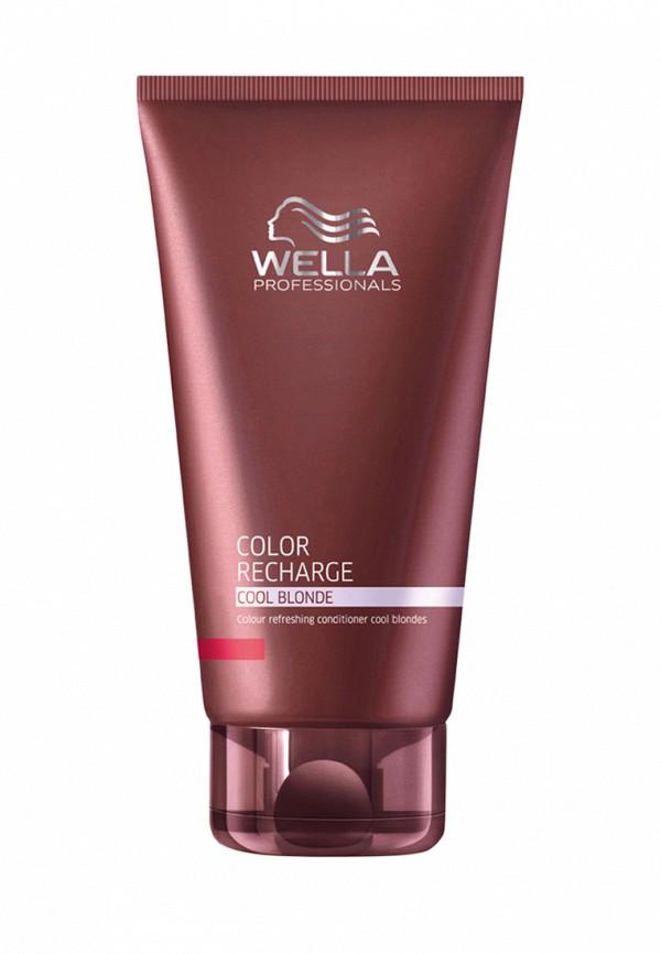 Бальзам оттеночный холодный светлый Wella Color Recharge - Оттеночная линия для волос