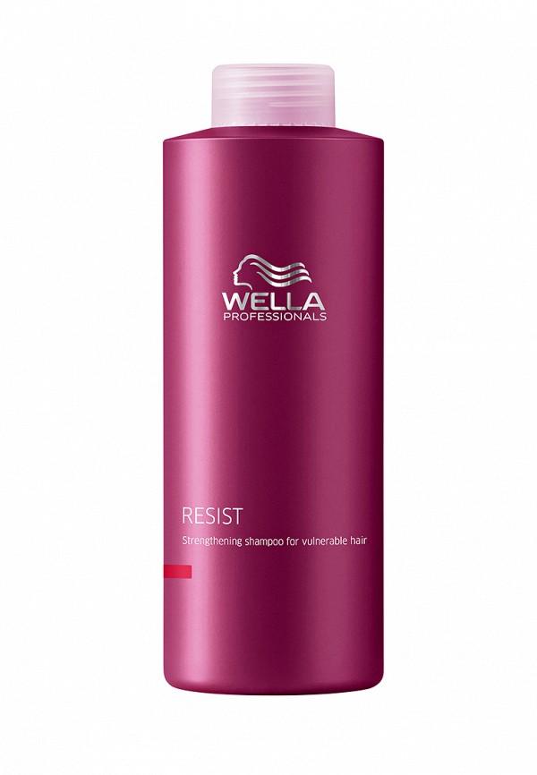 Укрепляющий шампунь для зрелых волос Wella Age Line