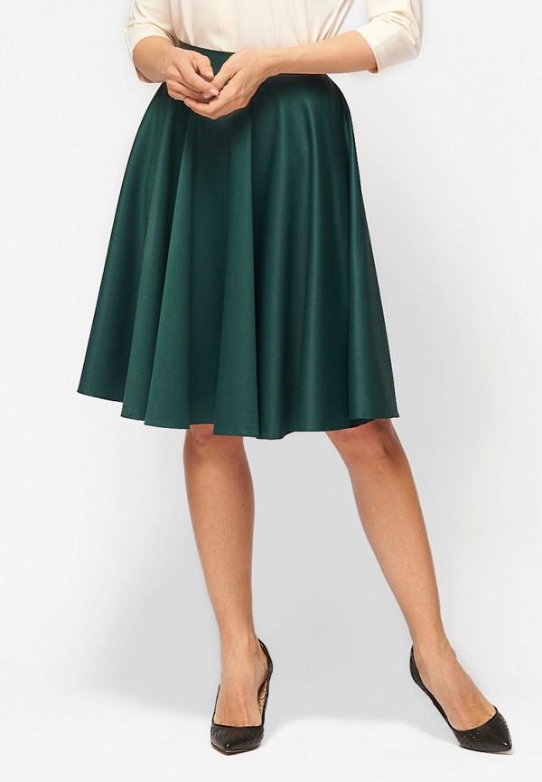 Юбка Bellart Белларт цвет зеленый