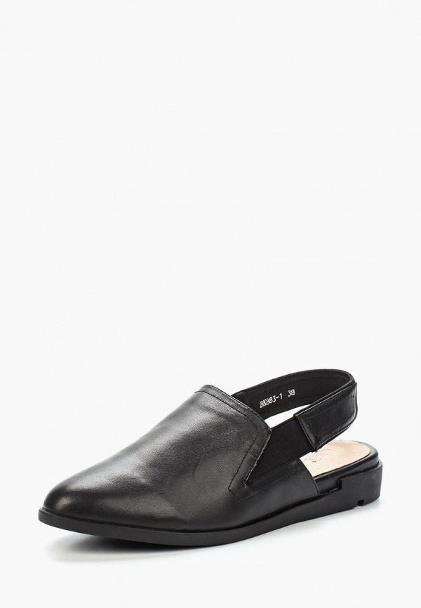 Туфли Berkonty цвет черный