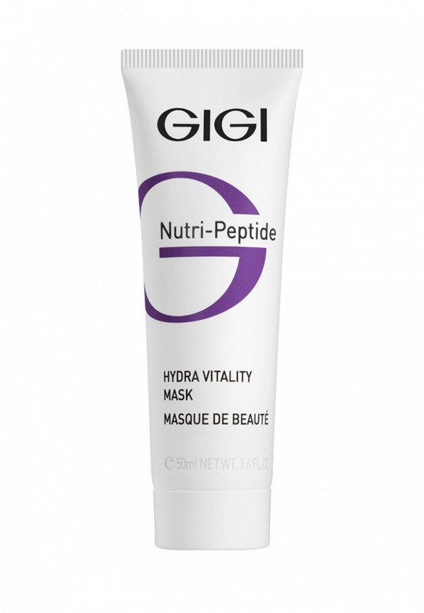 Маска увлажняющая Gigi GIGI Nutri-Peptide Hydra Vitality Beauty Mask Пептидная, 50 мл.