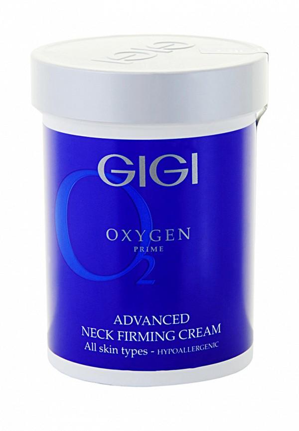 Крем для шеи Gigi GIGI Oxygen Prime укрепляющий, 250 мл.