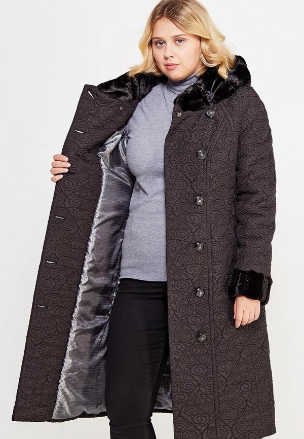 Куртка утепленная Brillare 5-965-32/18,76chernyj-50 Фото 4