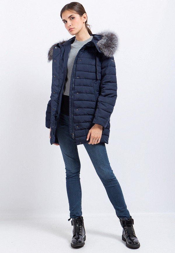 Куртка утепленная Finn Flare A17-11069-101-XS Фото 2