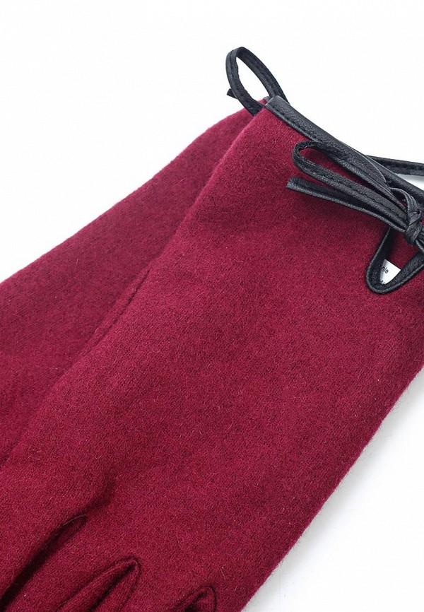 Перчатки Colin's цвет бордовый  Фото 2
