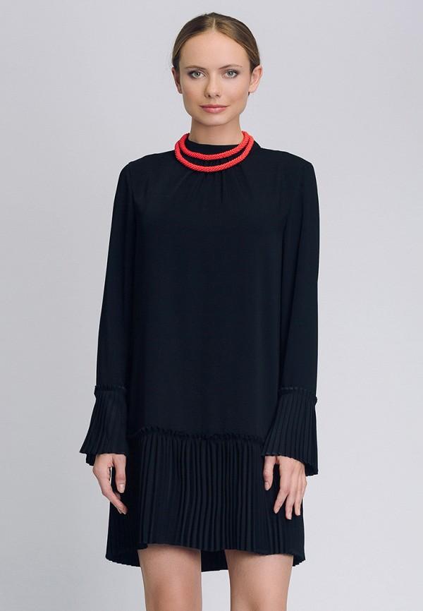 Платье Cavo цвет черный