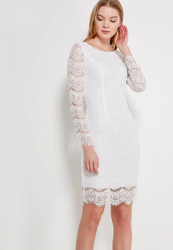 Платье Lussotico цвет белый