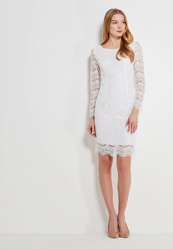 Платье Lussotico цвет белый  Фото 2