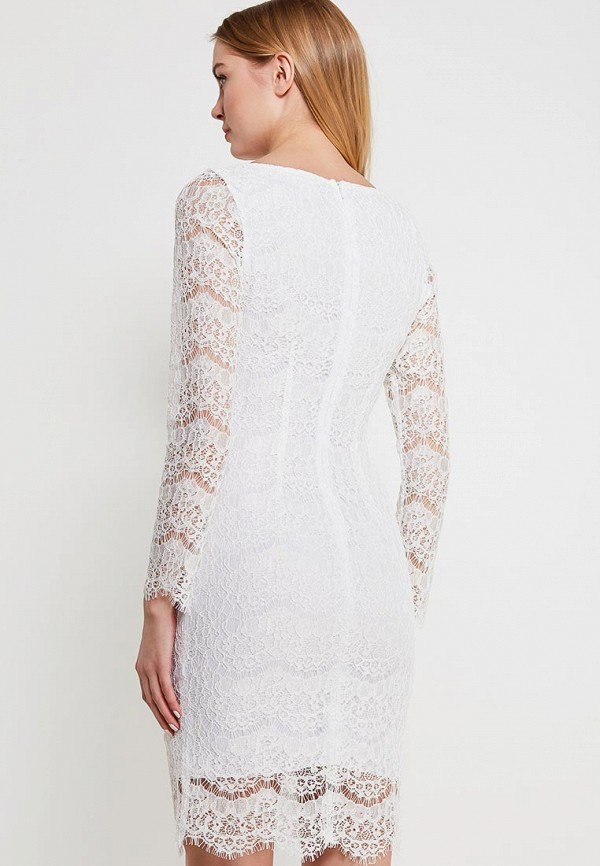 Платье Lussotico цвет белый  Фото 3