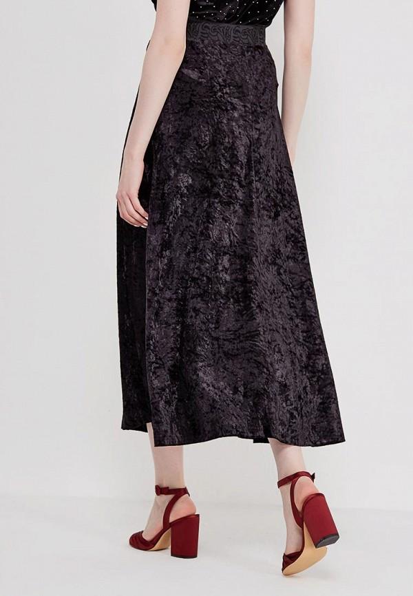 Юбка Lussotico цвет черный  Фото 3
