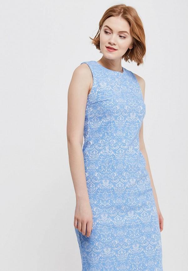 Платье Lussotico цвет голубой