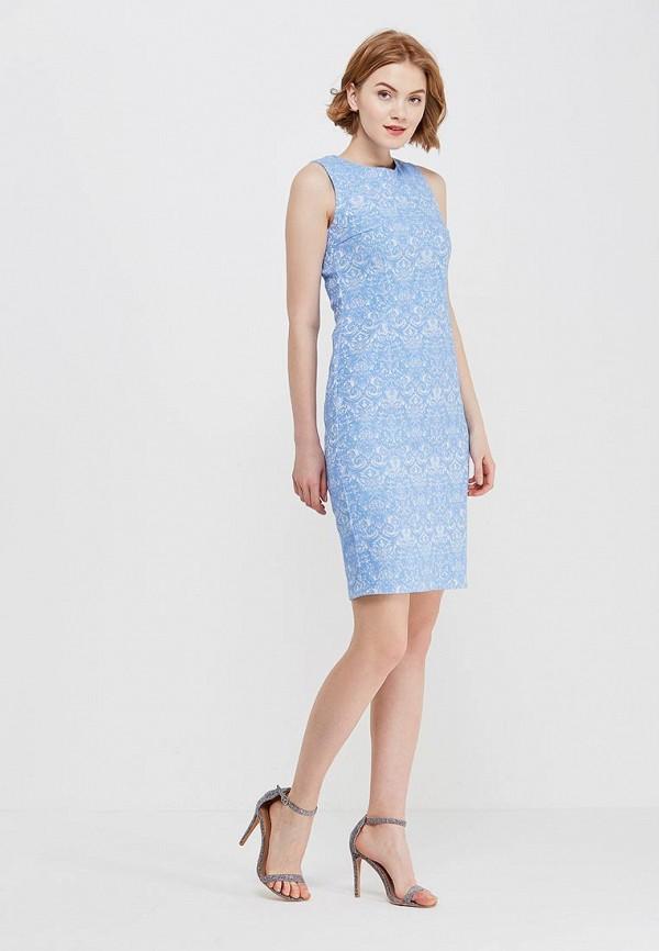 Платье Lussotico цвет голубой  Фото 2