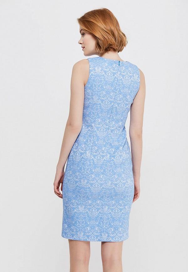Платье Lussotico цвет голубой  Фото 3