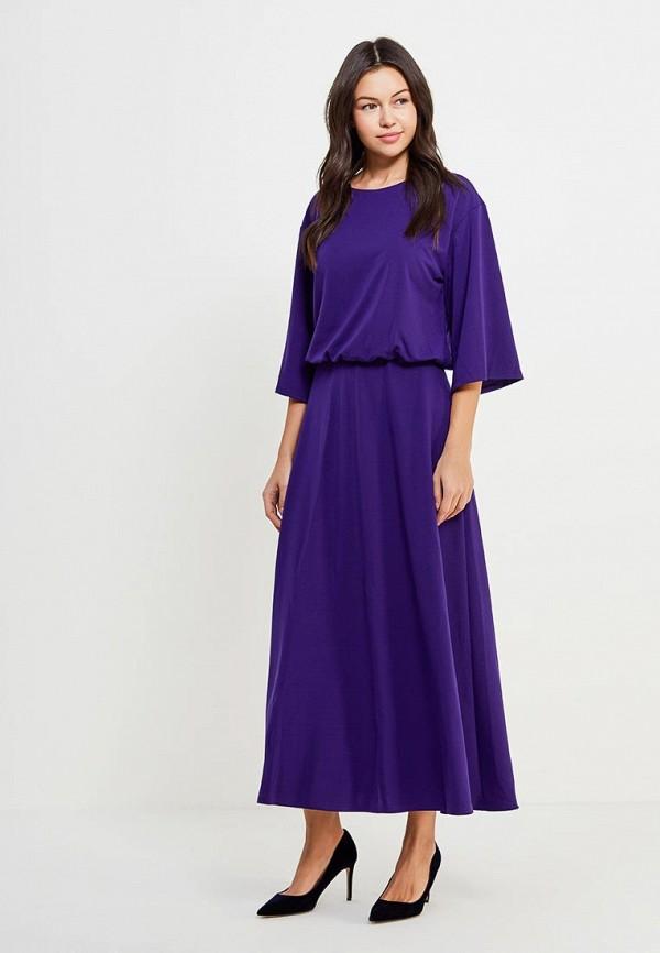 Платье Lussotico цвет фиолетовый
