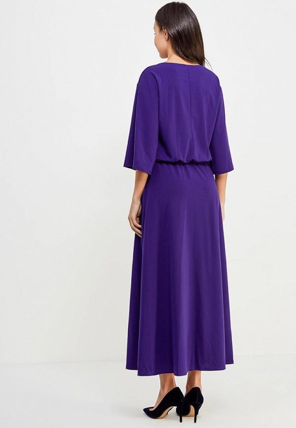 Платье Lussotico цвет фиолетовый  Фото 2