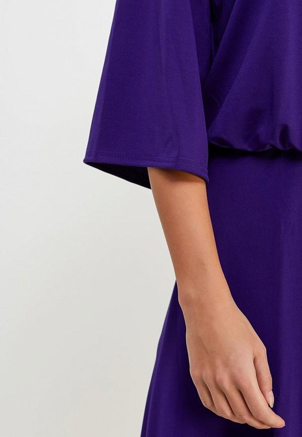 Платье Lussotico цвет фиолетовый  Фото 3