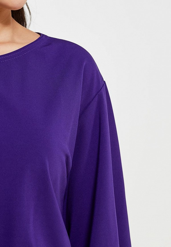 Платье Lussotico цвет фиолетовый  Фото 4