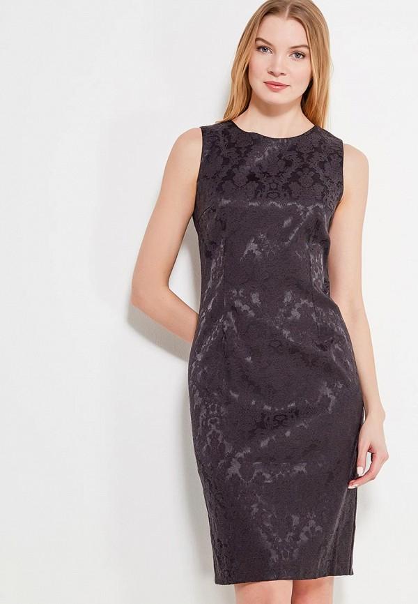 Платье Lussotico цвет черный