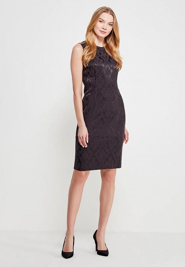 Платье Lussotico цвет черный  Фото 2