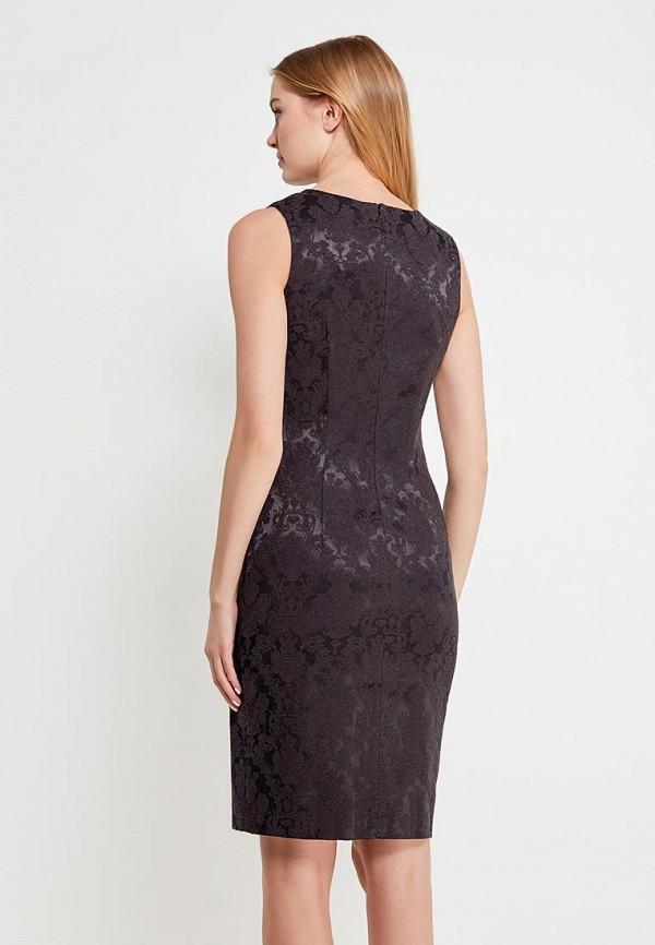 Платье Lussotico цвет черный  Фото 3