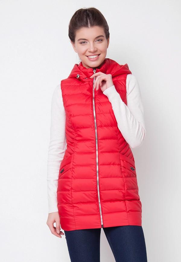 Жилет утепленный Ampir Style цвет красный