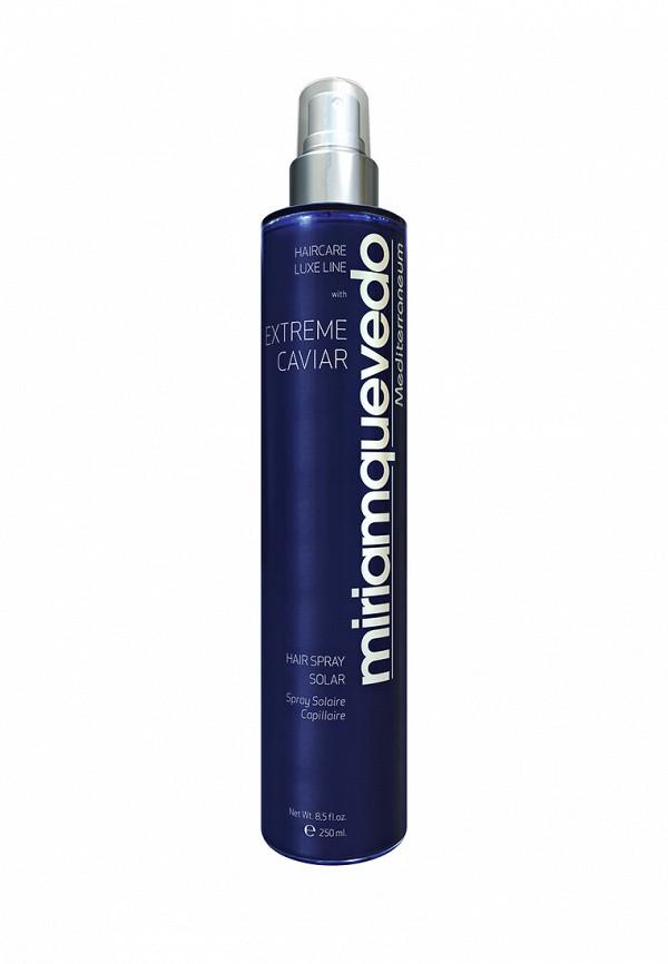 Солнцезащитный спрей для волос Miriam Quevedo Extreme Caviar Hair Spray Solar