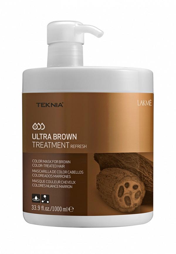 Средство оттеночное Коричневый Lakme Teknia Ultra Brown Treatment 1000 мл