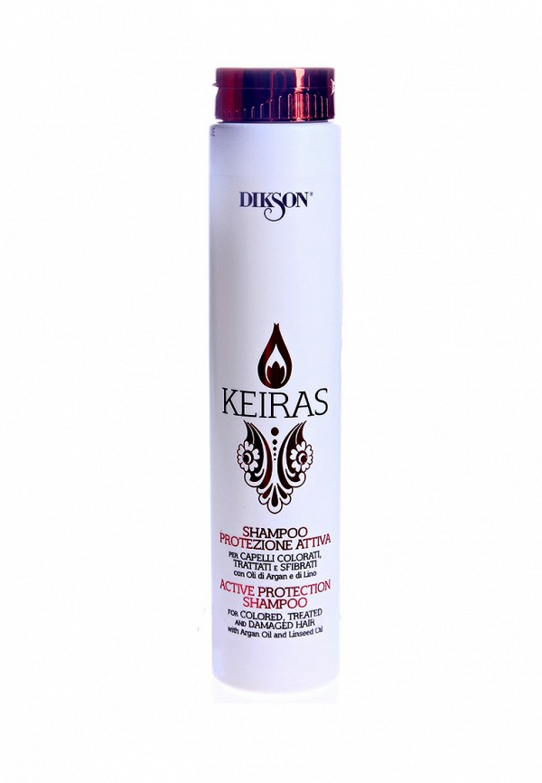 Шампунь Активная защита Dikson Keiras Shampoo Protezione Attiva