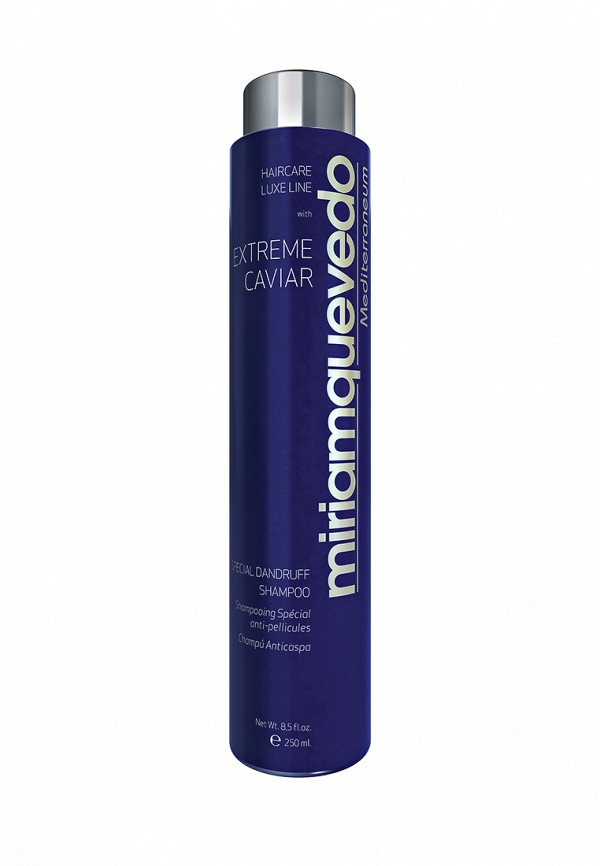 Шампунь против перхоти Miriam Quevedo Extreme Caviar Special Dandruff Shampoo 250 мл