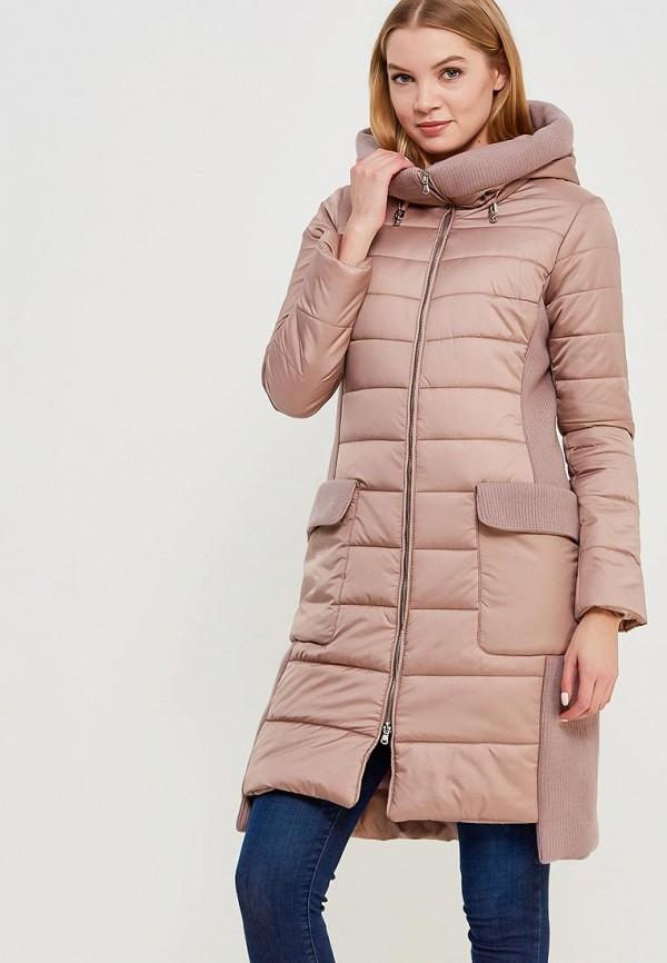Куртка утепленная Grafinia цвет розовый