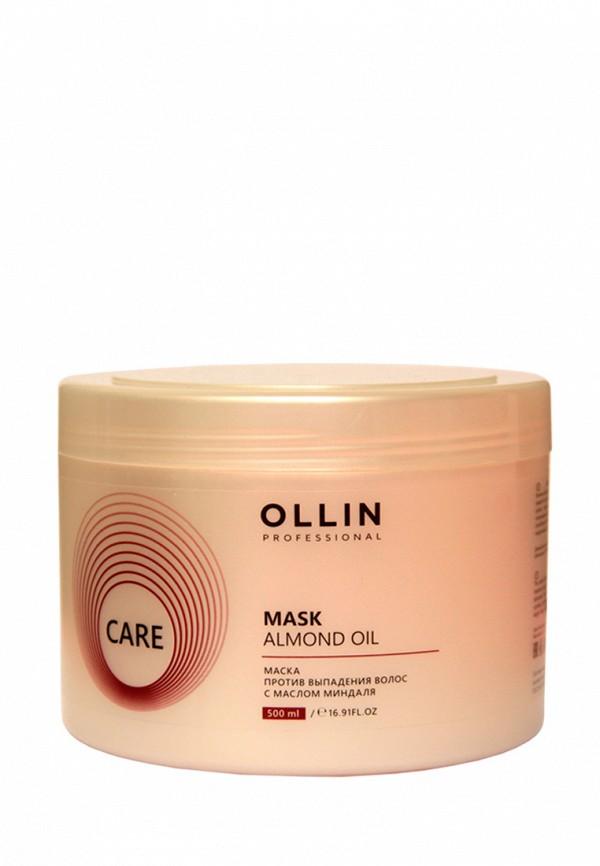 Маска для волос Ollin Care Almond Oil Mask
