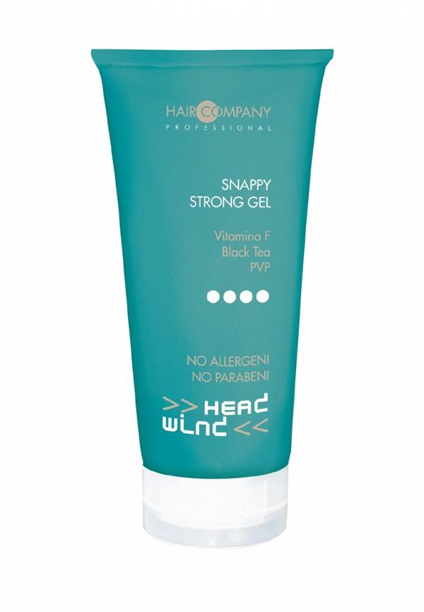 Гель экстрасильной фиксации 400 мл Hair Company Professional Head Wind Top Fix - Стайлинг