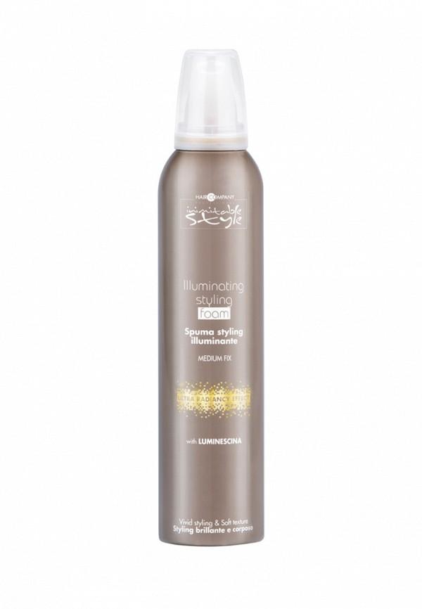 Мусс для укладки волос Hair Company Professional Inimitable ColorBlonde - Профессиональная продукция для окрашенных волос