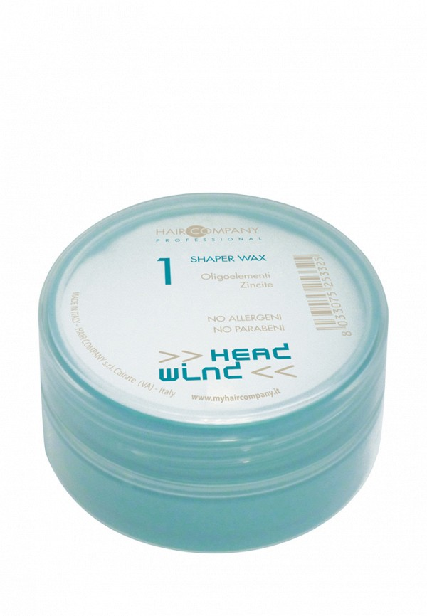 Воск моделирующий Hair Company Professional Head Wind Top Fix - Стайлинг