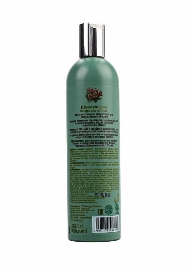 Шампунь Natura Siberica для жирных волос Объем и баланс, 400 мл