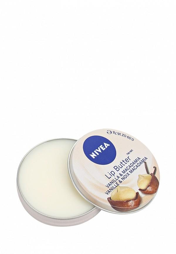 Масло для губ Nivea Макадамский орех и ваниль, 16.7 гр