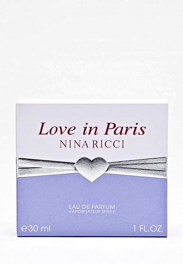 Парфюмерная вода Nina Ricci Love In paris 30 мл