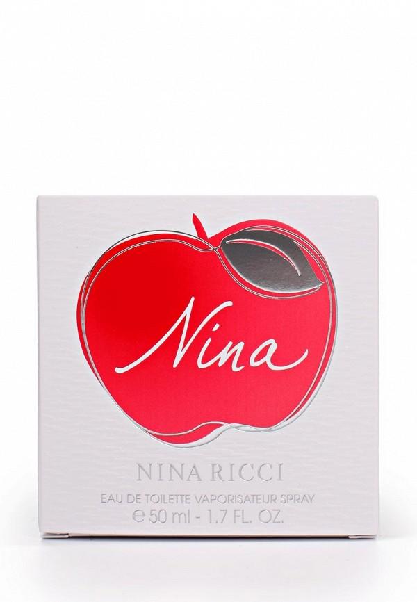 Туалетная вода Nina Ricci Nina 50 мл
