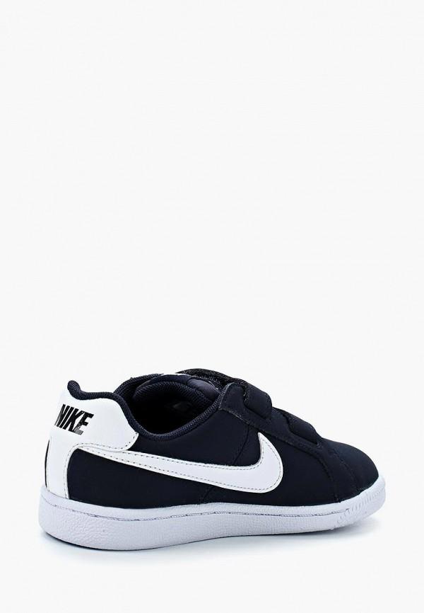 Кеды для мальчика Nike 833536-400 Фото 2