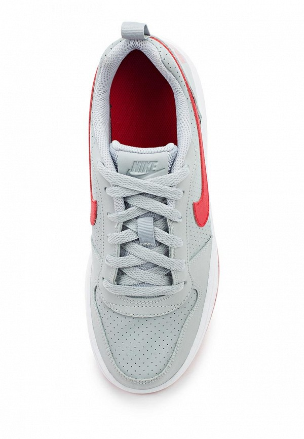Кеды для мальчика Nike 839985-003 Фото 4