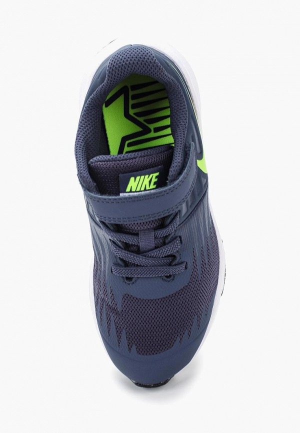 Кроссовки для мальчика Nike 921443-404 Фото 4