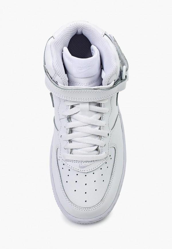 Кеды для мальчика Nike 314196-113 Фото 4
