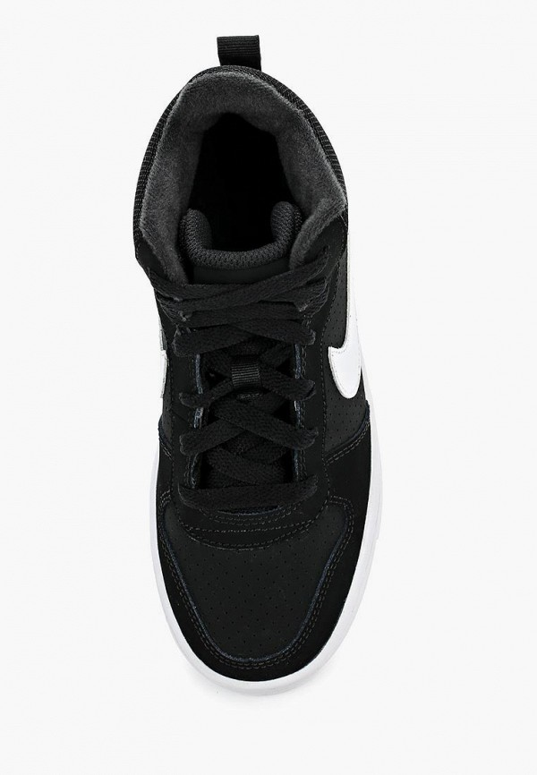 Кеды для мальчика Nike 839977-004 Фото 4
