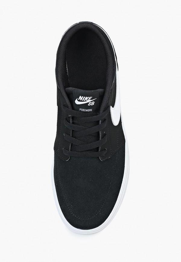 Кеды для мальчика Nike 905208-010 Фото 4