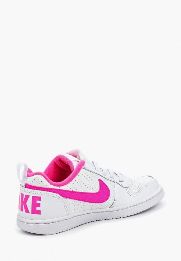 Кеды для девочки Nike 870028-100 Фото 2
