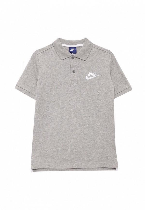 Поло для мальчика Nike 826437-064